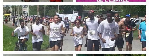 L'Institut Pasteur a participé au 25ème Marathon de l'Espace