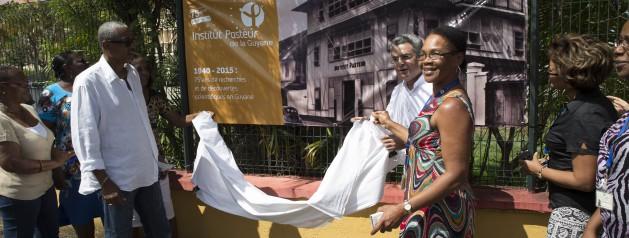 1940-2015 : 75 ans de recherches et de découvertes scientifiques en Guyane