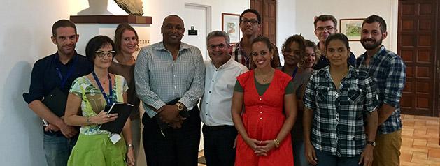 La coopération scientifique renforcée avec le Suriname et le Brésil