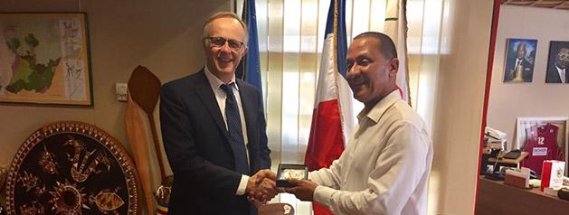Les partenaires de l'Institut Pasteur soulignent l'excellence scientifique de l'IPG en Guyane