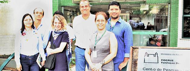 L'Institut Pasteur de la Guyane renforce les collaborations avec les instituts de recherche en Amazonie brésilienne