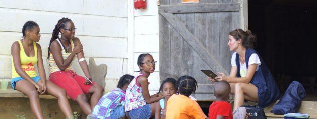 Connaissances et perceptions de la population guyanaise face au Zika
