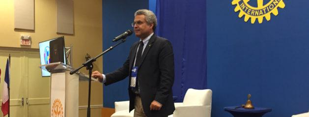 Le Rotary soutient l'Institut Pasteur de la Guyane et le Réseau International des Instituts Pasteur