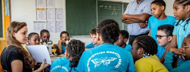 L'IP Guyane participe à «Expérimentarium»
