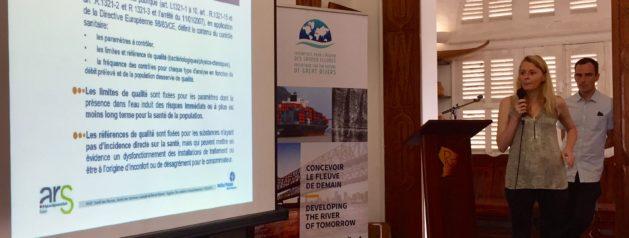 L'IP Guyane réunit les experts des fleuves autour de la santé