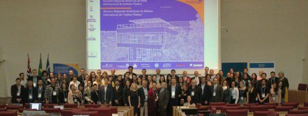 Réunion régionale pour les Instituts Pasteur d'Amérique à Sao Paulo