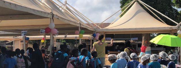 Les chercheurs de l'IP Guyane sensibilisent les élèves sur le risque des maladies vectorielles