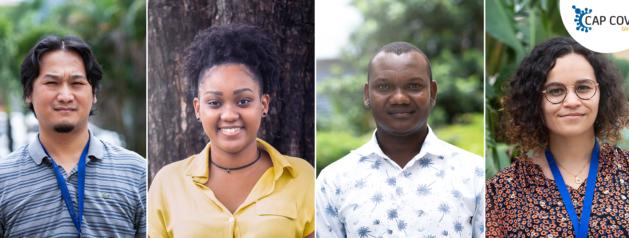 3ème Phase enquête CAP-COVID – Guyane